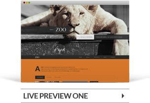 Zoo - Responsive One Page Parallax Theme - 1