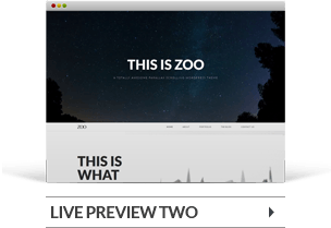 Zoo - Responsive One Page Parallax Theme - 2